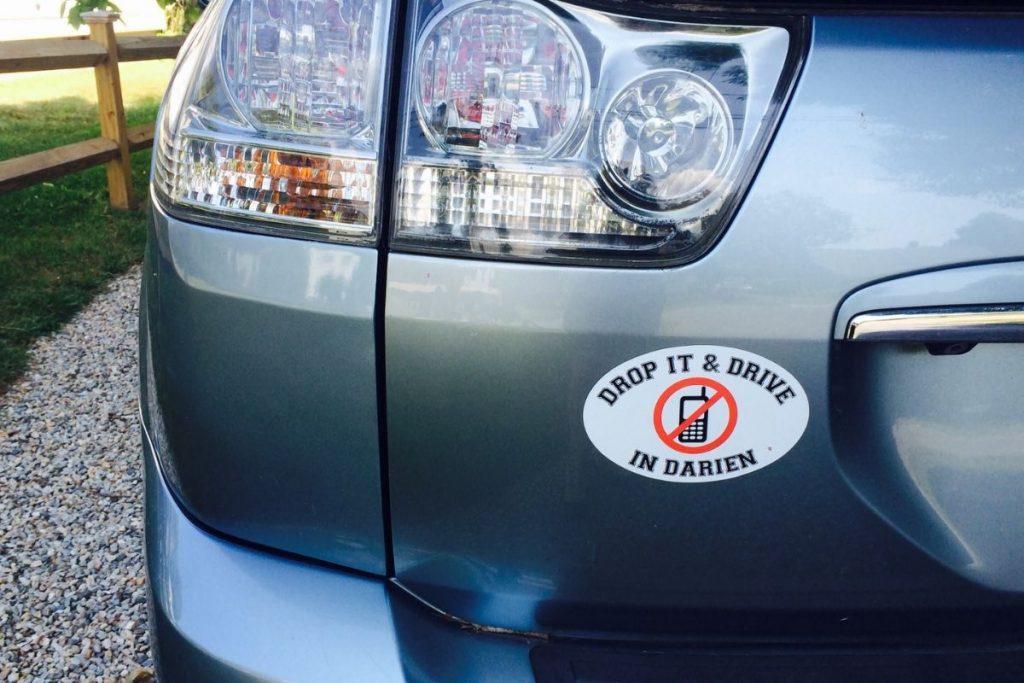 SADD Car Magnet