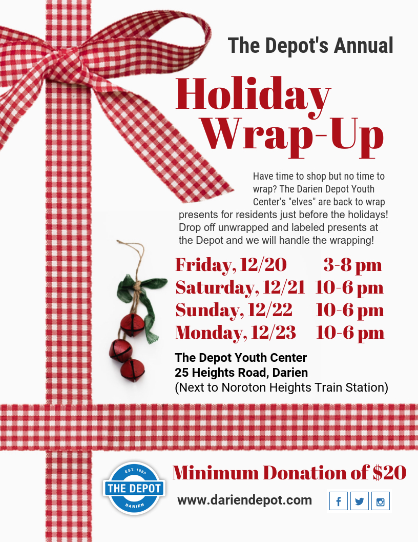 Depot Holiday Wrap-Up